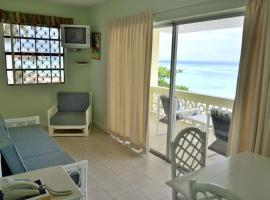 Chateau Blanc Apartments on Sea Christchurch Barbados