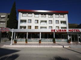 De Liban Hotel Harbiye Turkey