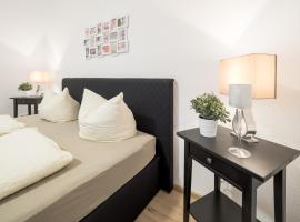 Business Apartment am Bahnhof