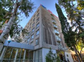 Hotel Intelcoop Plovdiv Bulgarien