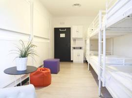 Hostels Meetingpoint Madrid Spain