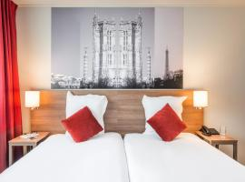 Aparthotel Adagio Liverpool City Centre Liverpool United Kingdom