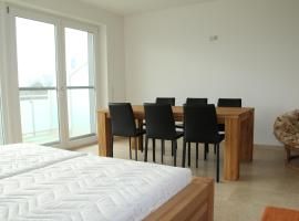 A picture of the hotel: Danube Apartment with City View