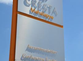 Hotel Photo: Cresta Mahalapye Hotel