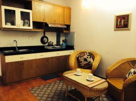 Golden Horse Service Apartment Hanoi Vietnam