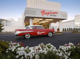 Hotel photo: Tropicana Las Vegas a DoubleTree by Hilton Hotel and Resort