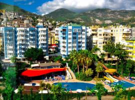 Ark Apart and Suite Hotel Alanya Turkey