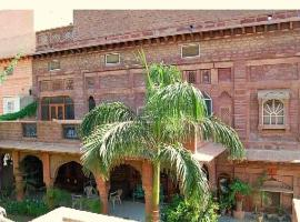 A picture of the hotel: Suryagarh Heritage