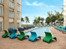 Hotel Photo: Courtyard by Marriott Nassau Downtown/Junkanoo Beach
