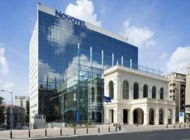 Novotel Bucharest City Centre Bucharest Romania