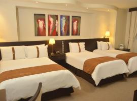 Hotel Photo: Zamorano Real Hotel