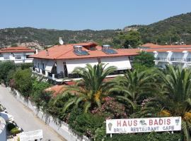 Badis Haus Toroni Greece