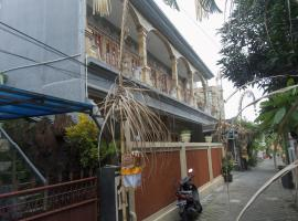 The Reinhold Guesthouse Bali Kerobokan Indonesia