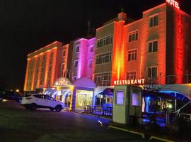 Sancak Hotel Kumburgaz Turkey