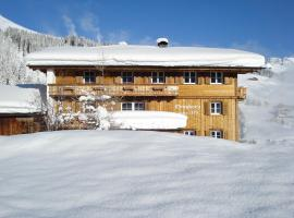 Hotel Photo: Appartement Omeshorn anno 1593