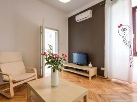 Apartment in Pula with Two-Bedrooms 5 Pula Croazia