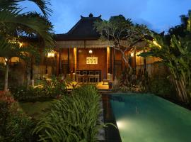 Cocoa Ubud Private Villa Ubud Indonesia