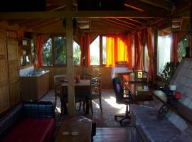 Hotel photo: Transylvania Cowboy Cottage
