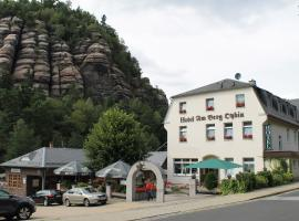 Hotel am Berg Oybin garni Kurort Oybin Germany