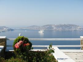 Aeri Villas and Studios Tourlos Greece