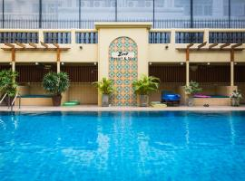 Zing Resort & Spa Jomtien Beach Thailand