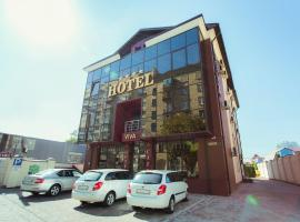 A picture of the hotel: Viva Hotel