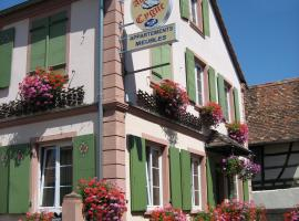 Hotel Photo: Au Cygne