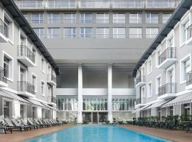 A picture of the hotel: CH Madero Urbano Suites