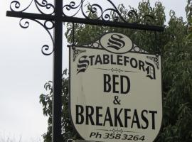 Hotel Photo: Airport Stableford B&B