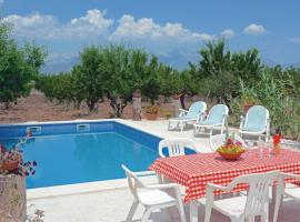 Four-Bedroom Holiday home Sancellas with a Fireplace 08 Sencelles Spain