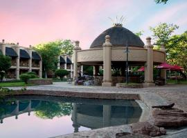 A picture of the hotel: The Kingdom at Victoria Falls
