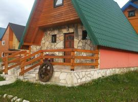 Holiday Home Vojinovic Žabljak Montenegro