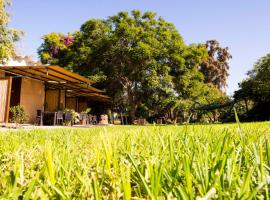Hotel Photo: Kibbutz Gvulot Country Lodging