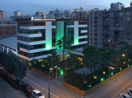 Hotel photo: Adana Garden Business Hotel