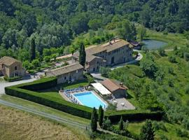 Holiday home in Montaione IV La Collina Italien
