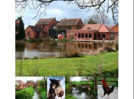 Hotel Photo: Malswick Mill Bed and Breakfast