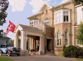 Hotel Photo: Perth Manor Boutique Hotel