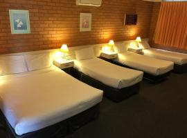 Essendon Motel Melbourne Australia