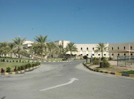 A picture of the hotel: Golden Tulip Resort Dibba