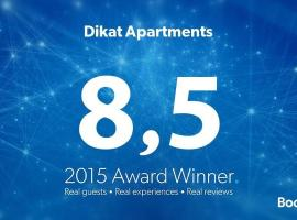 Dikat Apartments Kiev Ukraine
