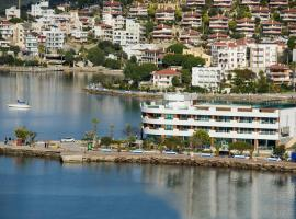 A picture of the hotel: Bodrum Gulluk Marina Suites