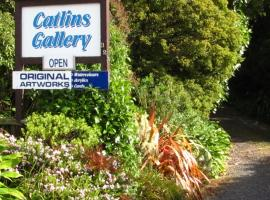 A picture of the hotel: Catlins Gallery and Accommodation