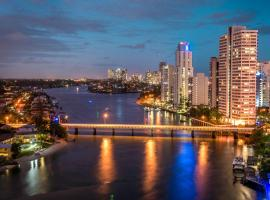 Hotel Photo: Moorings On Cavill Surfers Paradise