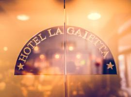 Hotel Photo: Hotel La Gaietta