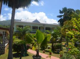 Green Palm Self Catering Anse aux Pins Seychelles