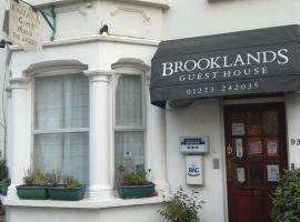 Brooklands Guest House Cambridge United Kingdom