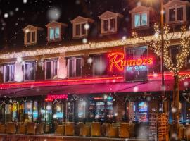 Rumors Hotel Bar & Cuisine Schagen Netherlands