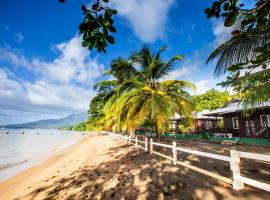 Picard Beach Cottages Portsmouth Dominica