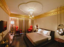 Hotel Photo: Design Hotel Chennai by juSTa