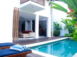 Delu Villas & Suite Kerobokan Indonesia